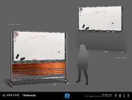 White Board Concept