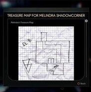 Treasure map shadowcorner