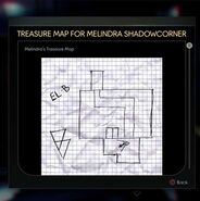 Treasure map stabfellow