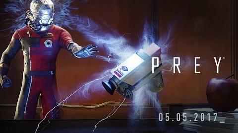 Prey – Playing With Powers