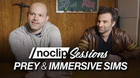 Prey & Immersive Sim Design (Ricardo Bare & Raphael Colantonio) - Noclip Sessions