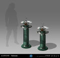 Water Fountain Concept