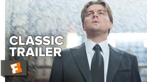 Inception (2010) Official Trailer 1 - Christopher Nolan Movie HD