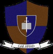 Erb rodu Galahad