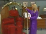 Nikki Ziering in Satin Sleepwear-32