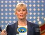 Janice on Feud'93 9