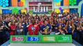 Super Bowl LIII Contestant's Row