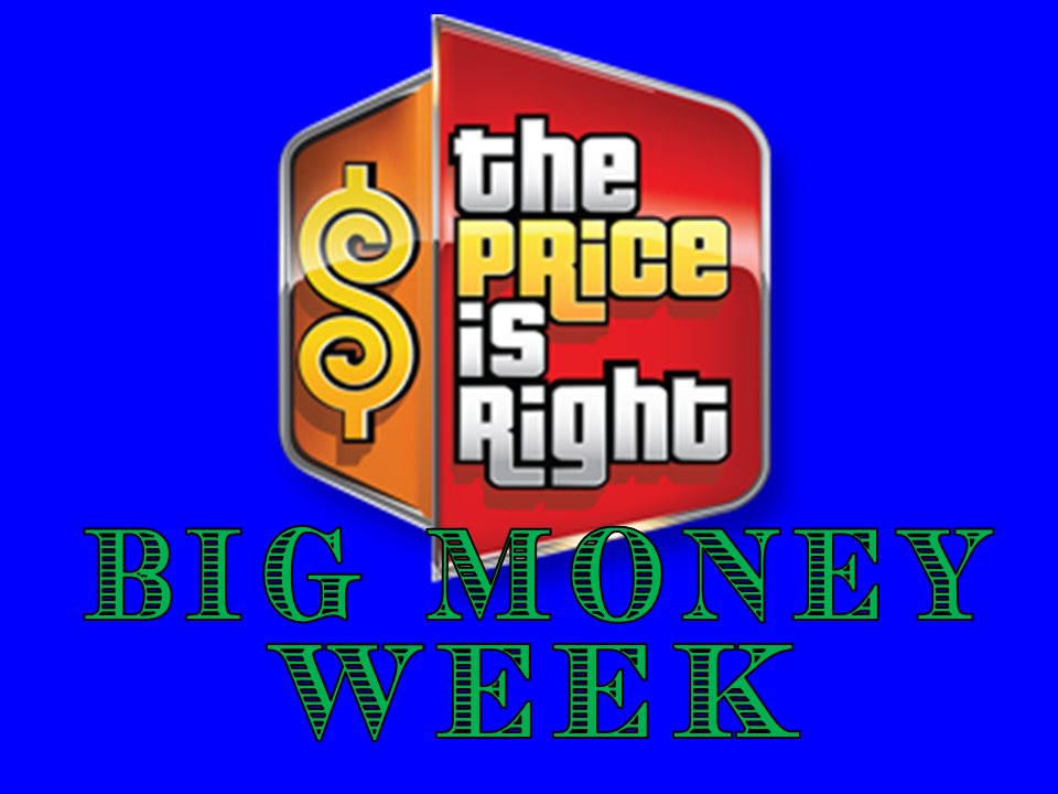 Big Money Week Shows