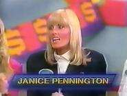 Janice on Feud'91 2