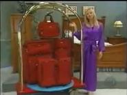 Nikki Ziering in Satin Sleepwear-36