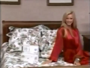 Nikki Ziering in Satin Sleepwear-3
