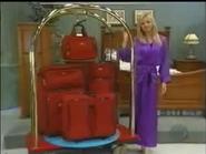 Nikki Ziering in Satin Sleepwear-37