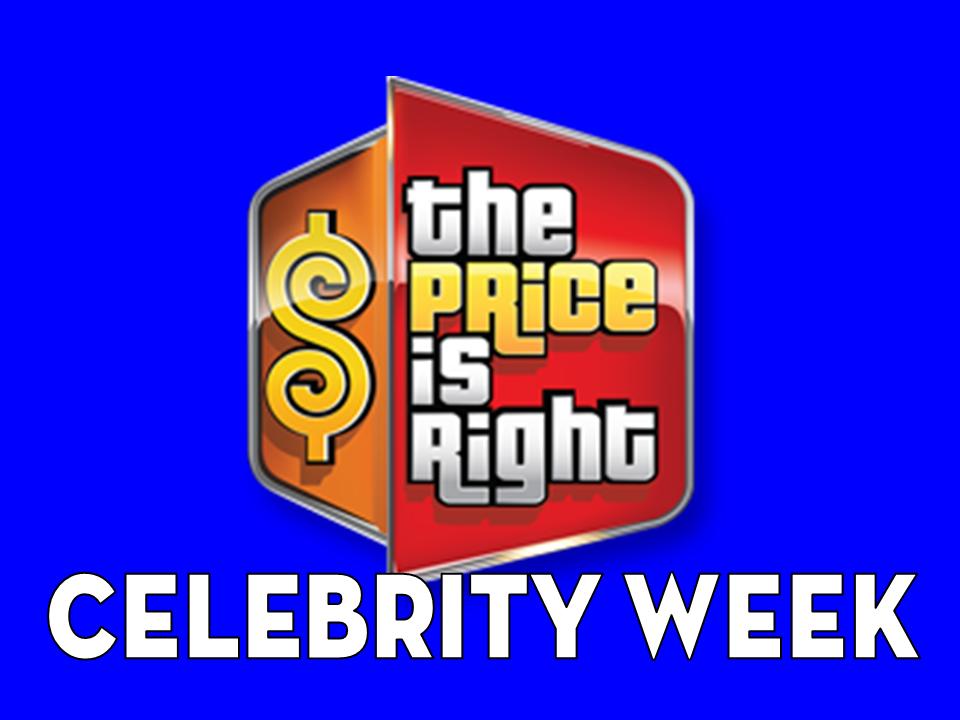Celebrity Week Shows