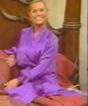 Rachel in Satin Sleepwear-29