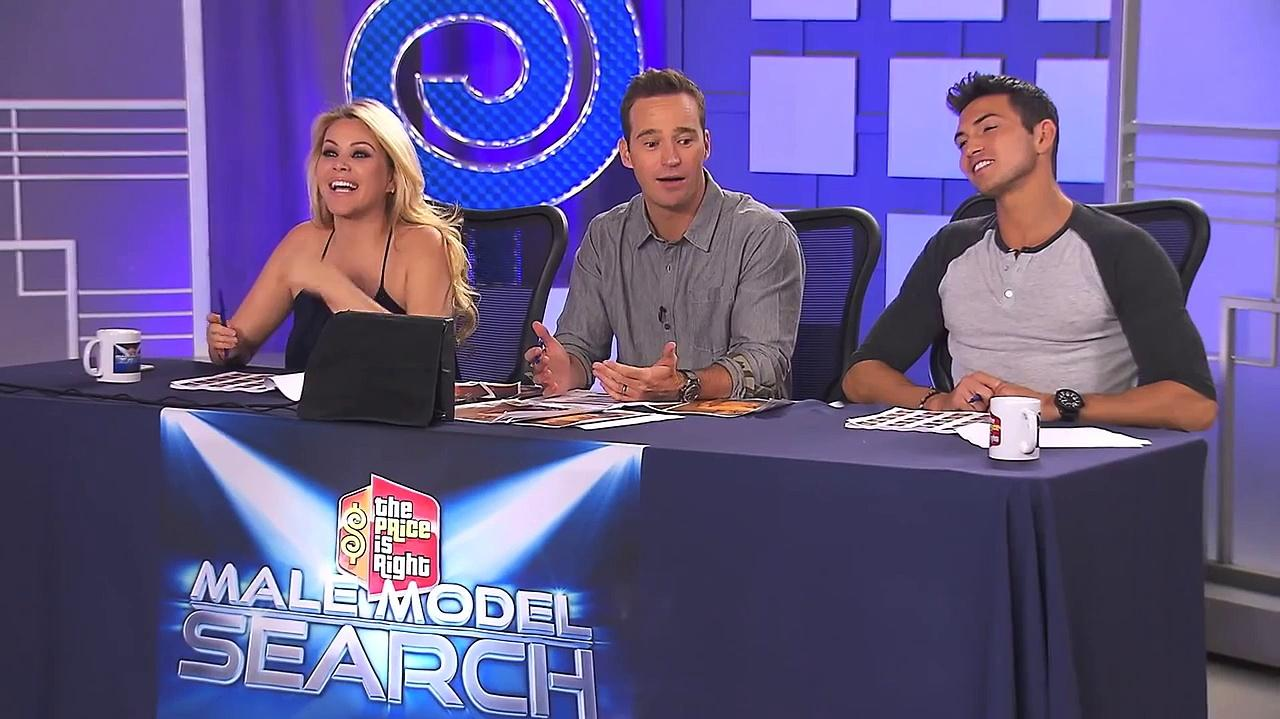 The Price Is Right - Male Model Search - Episode 2