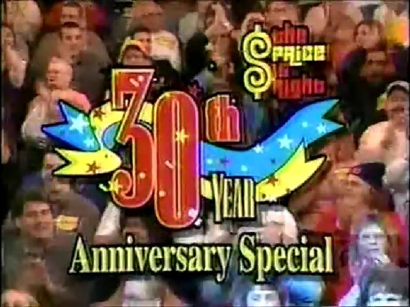 The Price is Right 30th Anniversary Special