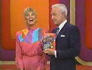 Bob Holds Janice's Book