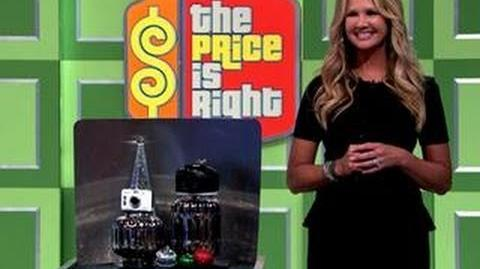 Nancy Guest Models on 'Price Is Right'!