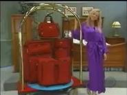 Nikki Ziering in Satin Sleepwear-42