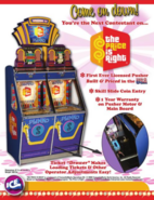 2-Player Plinko Brochure