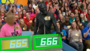 666 Bid The Price is Right