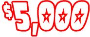 $5,000 Showcase Showdown Winning Graphic-1