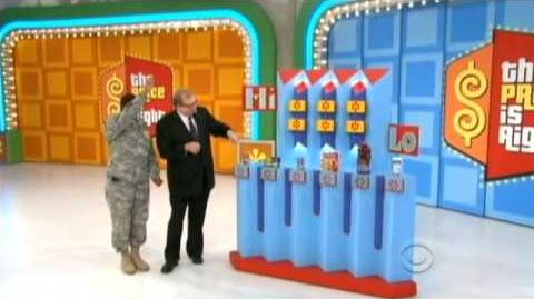 The Price is Right, Jack Wagner ( The bold and beautiful ) (HQ)