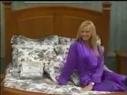 Nikki Ziering in Satin Sleepwear-26