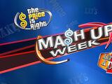 Mash-Up Week Shows