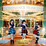 Luminance Princess CD Blu-Ray
