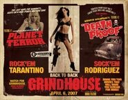 Grindhouse movie poster 01
