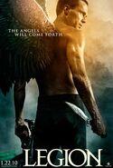 Legion angel poster