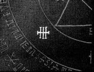 Achmode Black Circle Symbol 001