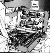 Isaac's Armaments 001