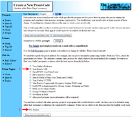 The prime pages- create a new proof-codeb3