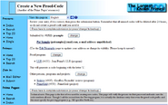 The prime pages- create a new proof-code3
