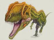 Yangchuanosaurus (NB)