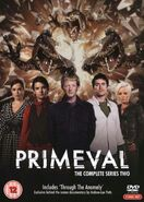 Primeval Series 2 DVD PAL