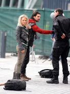 Critictoo series - Primeval On the set (11)