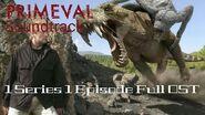 Primeval - 1 Series 1 Episode Full OST (Primeval Soundtrack)