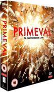 Primeval Series 1 & 2 DVD PAL
