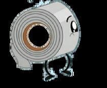 Tape Roll's official artwork