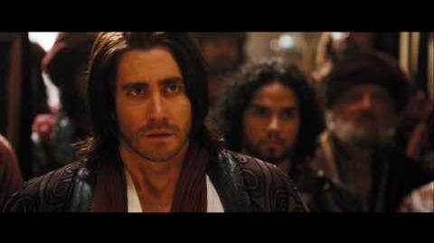 PRINCE OF PERSIA THE SANDS OF TIME new featurette - Destiny - On DVD & Blu-Ray