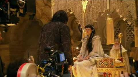 PRINCE OF PERSIA THE SANDS OF TIME Tamina featurette - On DVD & Blu-Ray