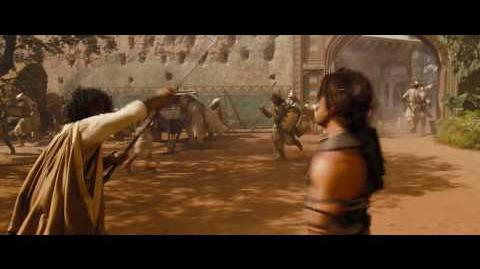 Prince of Persia The Sands of Time - Dagger Discovery clip