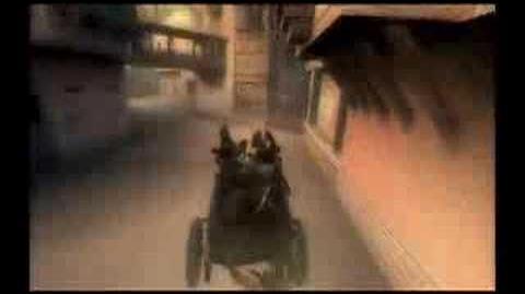 Prince of Persia The Two Thrones - Chariot Ride