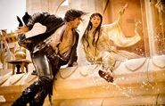 Dastan and Tamina - Prince of Persia