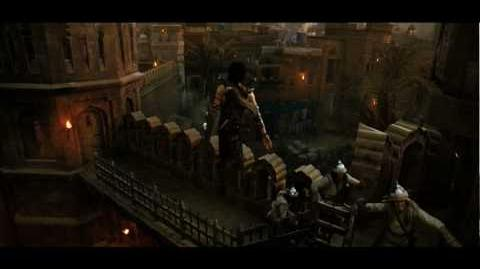 PRINCE OF PERSIA THE SANDS OF TIME featurette - Dastan - On DVD & Blu-Ray