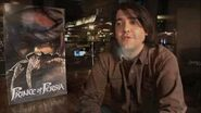 Prince of Persia 2008 - Developer Diary The Prince HQ