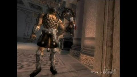 Prince of Persia The Two Thrones PlayStation 2 Interview-0